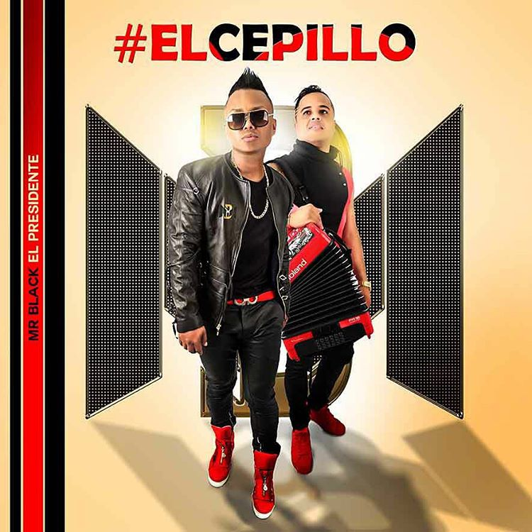 Mr Black - El Cepillo